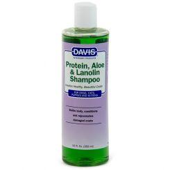 Шампунь Davis Protein and Aloe and Lanolin Shampoo 12:1 - 355 мл. артикул DAV-PALS12 фото, цена gr_20922-01, фото 1