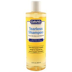 Шампунь безслезный Davis Tearless Shampoo 10:1 - 355 мл. артикул DAV-TS12 фото, цена gr_20941-01, фото 1