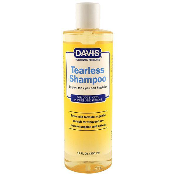 Шампунь безслезный Davis Tearless Shampoo 10:1 - 355 мл.