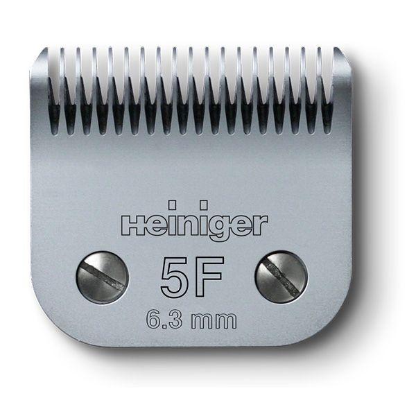 Нож для стрижки животных Heiniger 6,3 мм. #5F