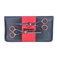 """Sway артикул: 110 501 set 5,50"""" Набор ножниц для стрижки собак Sway Job 501 - 5,5"""