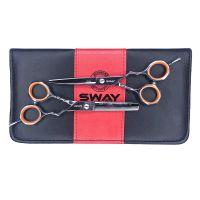"""Sway артикул: 110 504 set 5,50"""" Набор ножниц для стрижки собак Sway Job 504 - 5,5"""