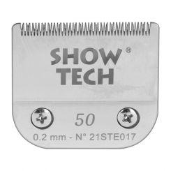 Нож к машинкам для груминга Show Tech Pro Blade 0,2 мм. #50 артикул STC-21STE017 фото, цена gr_21671-01, фото 1