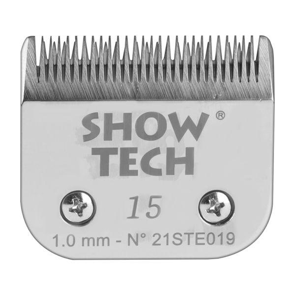 Нож для стрижки животных Show Tech Pro Blade 1 мм. #15