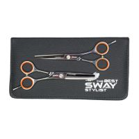 "Sway артикул: 110 402 set 6,00"" Набор ножниц для стрижки собак Sway Grand 402 - 6,0"