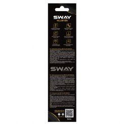 Расческа с металлической спицей Sway Yellow ion 003 артикул 130 003 фото, цена gr_21774-05, фото 5