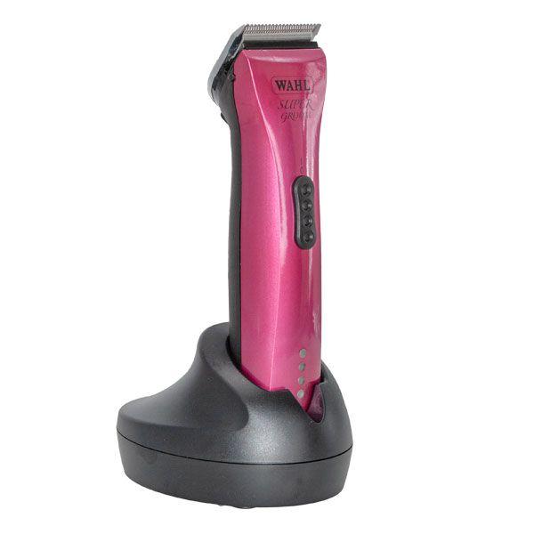 Машинка для груминга Wahl Super Groom Pink