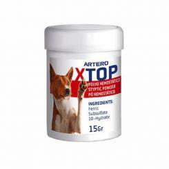 Кровоостанавливающий порошок для животных Artero Powder X-Top, 15 гр артикул ART-H259 фото, цена gr_22177-01, фото 1