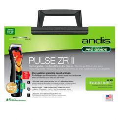 Машинка для груминга животных Andis Pulse ZR 2 Flora артикул AN 79070 фото, цена gr_22375-13, фото 13