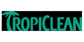 Логотип Тропиклин - косметика для животных
