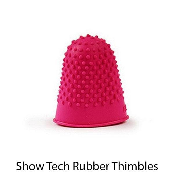 Напальчники для тримминга собак Show Tech Rubber Thimbles