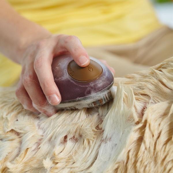 Щетка для мойки животных с емкостью для шампуня Oster Pet Retail