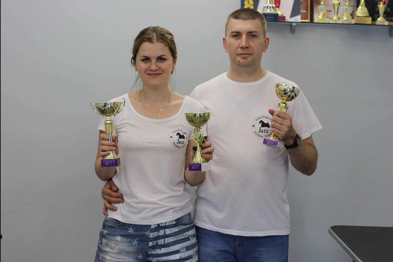 Ирина Подгорная и Николай Вишталь